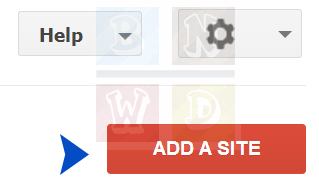 submit new website in google webmaster tool